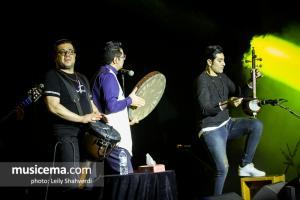 کنسرت حجت اشرف زاده در تهران - 21 آذر 1398
