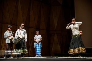 مراسم افتتاحیه پنجمین فستیوال موسیقی آینه دار - آذر 1397