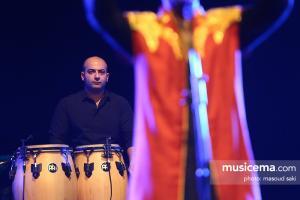 کنسرت گروه داماهی در جشنواره موسیقی فجر - 27 دی 1395