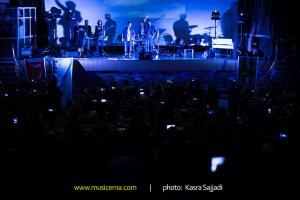 کنسرت گروه دنگ شو در اراک - 21 اردیبهشت 1395