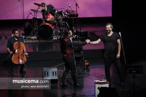 کنسرت گروه دنگ شو - 20 تیر 1396