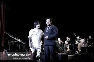 کنسرت ارکستر داتا به رهبری امیرحسین طریقت - 23 شهریور 1396