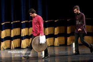 کنسرت داود آزاد - 26 شهریور 1395