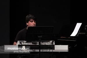 کنسرت موسیقی آذری دومان در تالار وحدت - 26 مرداد 1395