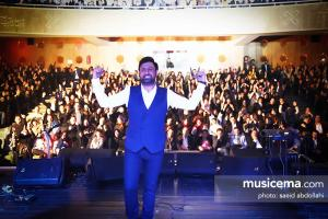 کنسرت محمد علیزاده در اردبیل - 17 دی 1395