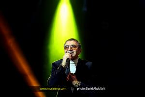 کنسرت فریدون آسرایی - بهمن 1394