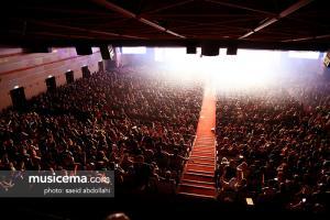 کنسرت امید حاجیلی - تیر 1395