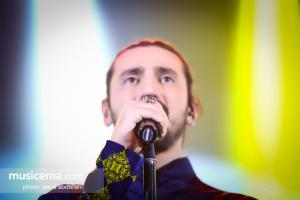 کنسرت امیرعباس گلاب - مرداد 1396