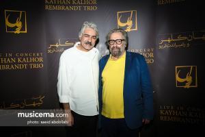 کنسرت کیهان کلهر و رامبرانت تریو - شهریور 1396