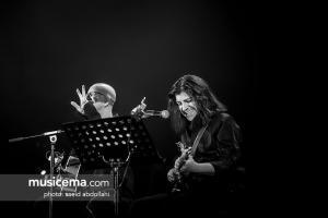 کنسرت کاوه یغمایی - اسفند 1396