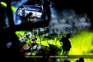 کنسرت گروه سون - دی 1394