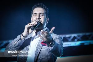 کنسرت امید حاجیلی در اصفهان - آذر 1396