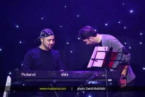 کنسرت بنیامین - بهمن 1394