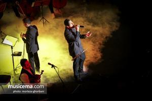کنسرت احسان خواجه امیری - 26، 27 و 28 شهریور 1396