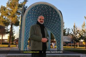 کنسرت محمد اصفهانی در نیشابور - 24 دی 1394