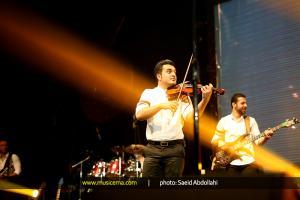 کنسرت فرزاد فرزین در تهران - 8 و 9 اردیبهشت 1395
