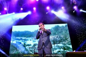 کنسرت فریدون آسرایی در تهران - خرداد 1394