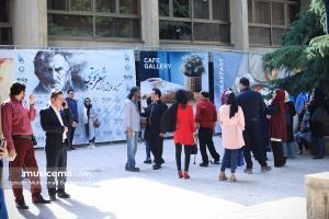 مراسم بزرگداشت «فریدون شهبازیان» در نشست کانون ادبی زمستان - 19 خرداد 1398