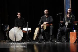 کنسرت گروه گردون در فرهنگسرای نیاوران - 2 دی 1395