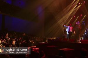 کنسرت حامد همایون - سی و سومین جشنواره موسیقی فجر - 22 دی 1396