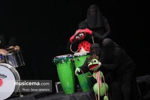 کنسرت آنلاین حشرات - 31 شهریور 1395