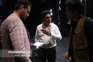 کنسرت حجت اشرف زاده در جشنواره موسیقی فجر - 29 دی 1395