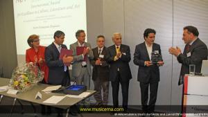 جایزهای با معیارهای نوبل برای «همایون شجریان»