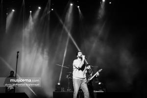 کنسرت گروه هوروش در تهران - 3 بهمن 1398