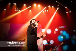کنسرت هوروش بند در تهران - 10 دی 1397