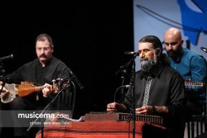کنسرت گروه پرنیا (علی جهاندار و حسین پرنیا) - سی و سومین جشنواره موسیقی فجر - 25 دی 1396
