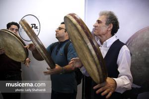 آیین رونمایی از نسل نوین دو ساز ایرانی - 18 شهریور 1396