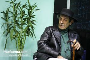 گفت و گو با نادر مشایخی - بهمن 1396
