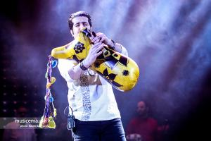 کنسرت امید حاجیلی در سی و پنجمین جشنواره موسیقی فجر - 24 بهمن 1398
