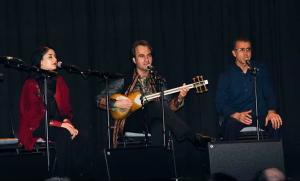 تور کنسرت گروه «هزار آوا» در اروپا