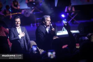 کنسرت آیهان و سه خواننده آذربایجانی - اسفند 1396