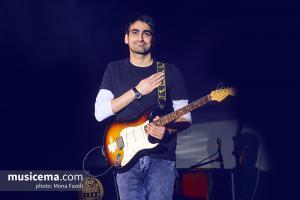 کنسرت گروه ماکان - سی و سومین جشنواره موسیقی فجر (26 دی 1396)