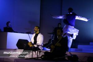 کنسرت «با من بخوان» با صدای «علیرضا قربانی» - تیر 1398