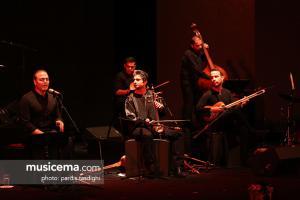 کنسرت علیرضا قربانی (تور کنسرت آلبوم فروغ) - شهریور 1396