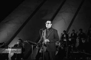 کنسرت علیرضا قربانی در برج آزادی