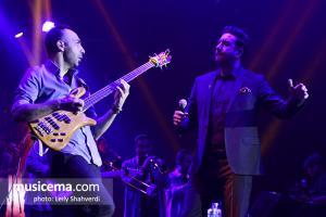 کنسرت امید حاجیلی - سی و سومین جشنواره موسیقی فجر - 21 دی 1396