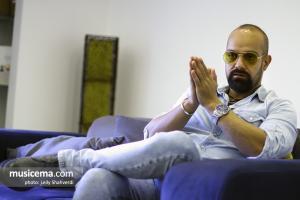 گفتگو با مسعود همایونی