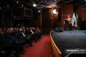نشست خانه موسیقی به دعوت فرهاد فخرالدینی - 26 فروردین 1397