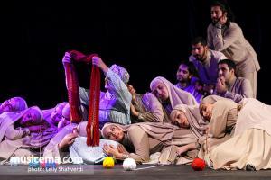 اپرای عقل و عشق و آدمی با صدای پرواز همای - 16 شهریور 1396