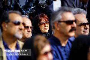 مراسم خاکسپاری