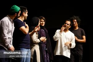 کنسرت گروه کماکان در تهران - 6 شهریور 1398
