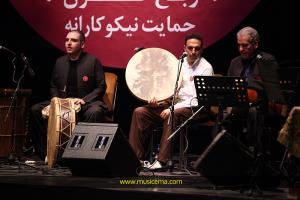 کنسرت گروه کامکارها به مناسبت 25 سالگی محک - خرداد 1395