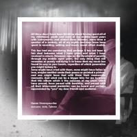 کاورهای آلبوم «همه این روزها» اثر کارن همایونفر