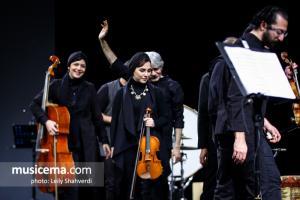 کنسرت «شهر خاموش» کیهان کلهر و کوارتت مینیاتور - 8 دی 1398