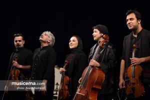 کنسرت «شهر خاموش» کیهان کلهر و کوارتت مینیاتور