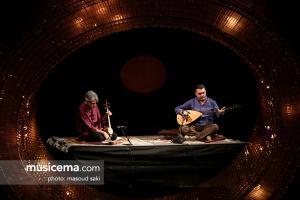 کنسرت کیهان کلهر و اردال ارزنجان در تالار وحدت - 13 آذر 1395